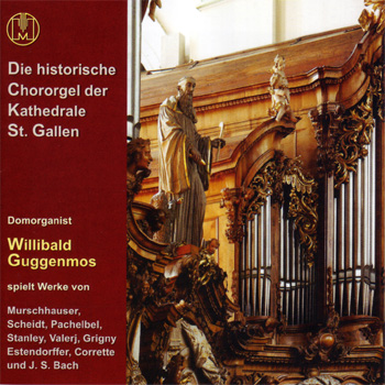 CD Chororgel St. Gallen